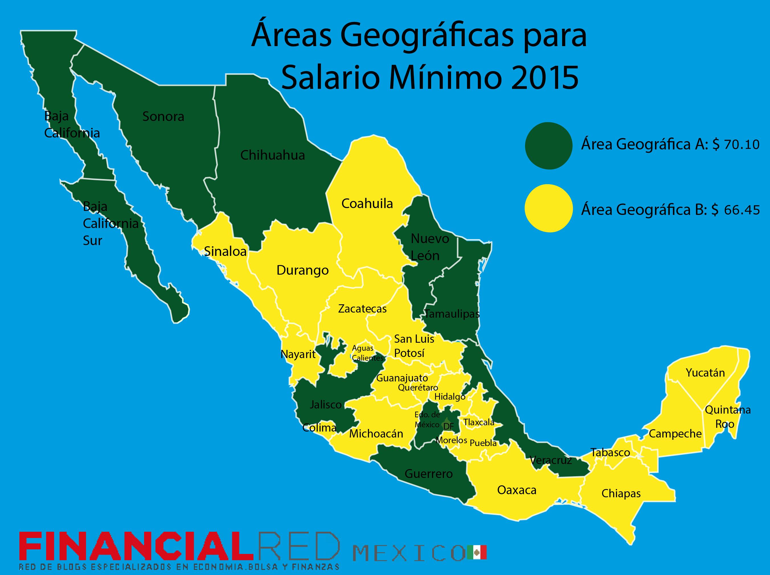 Salario Minimo Vigente En El Df 2015 | Autos Post